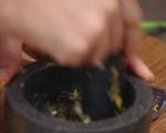 Лятна салата с печени чушки 4