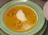 Морковена супа с къри 4