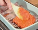 Пълнени калмари в доматен сос 6