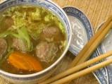 Супа топчета по пекински