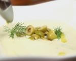 Студена крем супа от боб 6