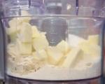 Тарт с бял шоколад и плодове