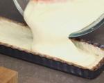 Тарт с бял шоколад и плодове 6