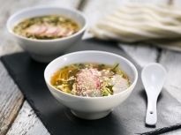 Корейска студена супа
