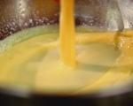 Филийки с бъркани яйца 3
