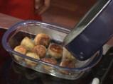 Кюфтета от праз с пилешки хапки 4