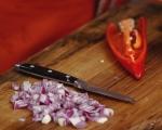 Салата от миди и печена царевица 5