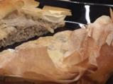 Пастел (баница с патладжан и месо)
