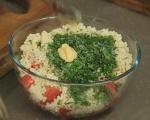 Лятна салата с кускус 4