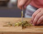 Палачинки с царевица и бекон 3