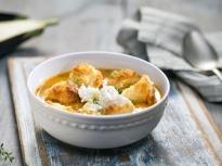 Супа от патладжани и домати