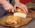 Хлебен пудинг с боровинки 2
