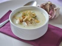 Австрийска чеснова супа