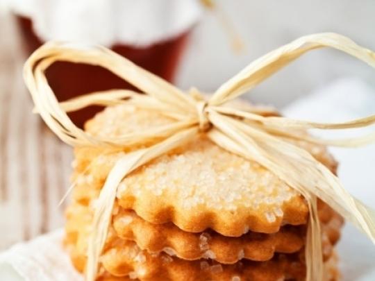 Лесни домашни сладки с мед