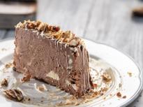 Шоколадов сладкиш с кестени