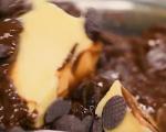 Шоколадов сладкиш с кестени 3
