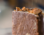 Шоколадов сладкиш с кестени 7