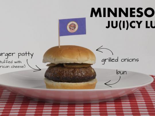 """Бургер """"Минесота"""""""