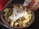 Беловидовска салата с картофи 3