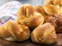 Хлебчета с ароматно масло