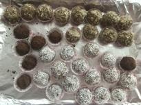 Сурови бонбони с фурми