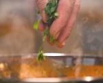 Шакшука с печени зеленчуци  6