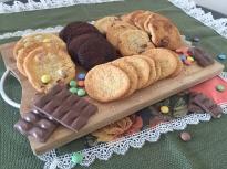 Основно тесто за бисквити