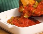 Рула от скумрия с доматен сос 5