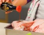 Свински джолан с намачкани картофи 2