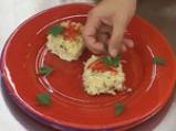 Оризови блокчета с тиквички 4