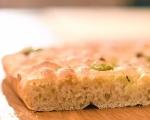 Фокача с розмарин и маслини 5
