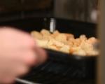 Салата с пилешки дробчета 4