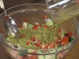 Зеленчукова салата със соя 4