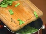 Агнешко със зелен фасул по арабски 2