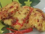 Кюфтета от картофи с бекон