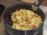 Кюфтета от картофи с бекон 3