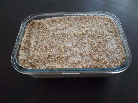 Сръбско жито с орехи и индийско орехче