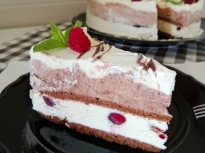 "Сладоледена торта ""Албена"""