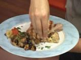 Мариновани свински котлети с горчица и розмарин 4