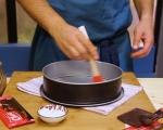 Шоколадова торта с кокос 6
