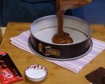 Шоколадова торта с кокос 7