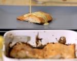 Сьомга с глазура от горчица 4
