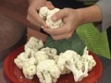 Коктейл от карфиол с билкови бисквитки 5