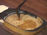 Ябълкова пита с орехова глазура 5