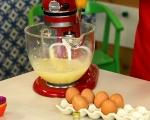 Ягодови мъфини с шоколадов пълнеж 2