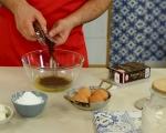 Шоколадов кекс с крем сирене