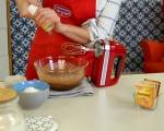 Шоколадов кекс с крем сирене 4