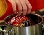 Шоколадов кекс с крем сирене 8