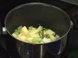 Крем супа с червени чушки 2