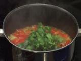 Крем супа с червени чушки 3